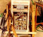 Cabezal del receptor de la Antena II