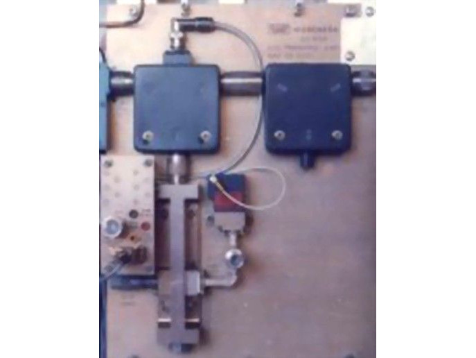 Amplificador paramétrico (Banda L)