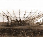 Construcción de las costillas de la Antena I
