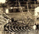 Construcción de la superficie de la Antena I