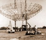 Montaje de la Antena I sobre la base