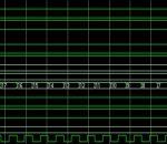 Fig. 4: Simulación de recorrido del atenuador de menor paso.