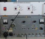 Fig. 8: Equipo CAG y mezclador de banda base