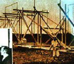 Karl Jansky y su antena