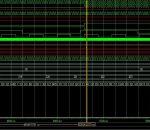 Fig. 5: Simulación del RTC sidéreo. Detección de referencia externa.