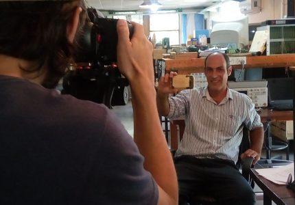 9. Entrevista al Ing. Leandro García, responsable de Proyectos de Transferencia de Tecnología y Sub Responsable Área Tecnológica