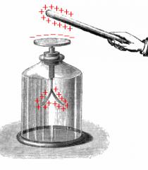 Fig1: Electroscopio